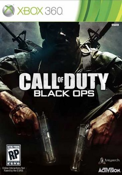 Call Of Duty: Black Ops - XBOX 360 - Used