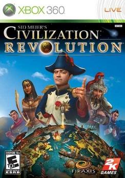 Civilization Revolution - XBOX 360 - Used