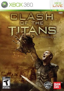 Clash Of The Titans - XBOX 360 - Used