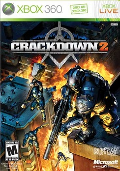 Crackdown 2 - XBOX 360 - Used
