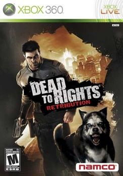 Dead To Rights Retribution - XBOX 360 - Used