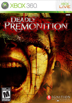 Deadly Premonition - XBOX 360 - Used