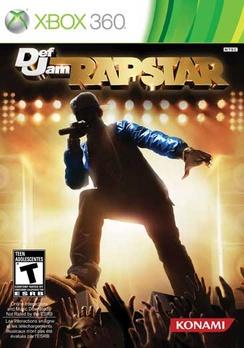 Def Jam Rapstar (software) - XBOX 360 - Used