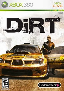 Dirt - XBOX 360 - Used
