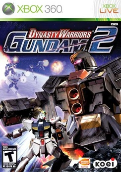 Dynasty Warriors Gundam 2 - XBOX 360 - Used
