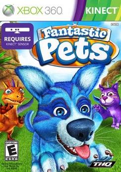 Fantastic Pets - XBOX 360 - Used