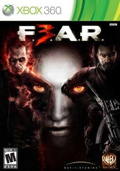 Fear 3 - XBOX 360 - Used