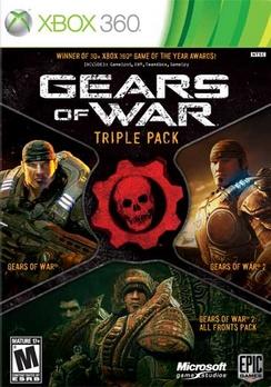 Gears of War Bundle - XBOX 360 - Used