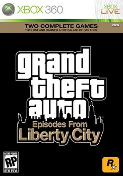 Grand Theft Auto Episodes Of Liberty City - XBOX 360 - Used