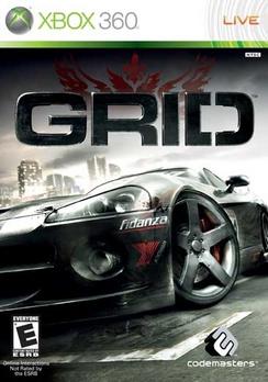 Grid - XBOX 360 - Used