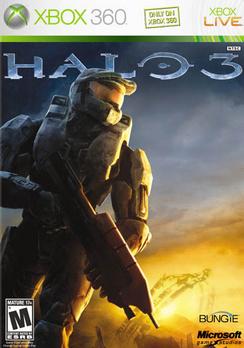 Halo 3 - XBOX 360 - Used