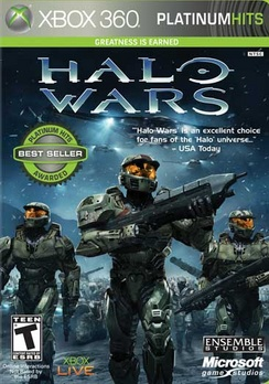 Halo Wars (platinum) - XBOX 360 - Used