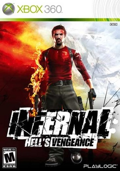 Infernal: Hells Vengeance - XBOX 360 - Used