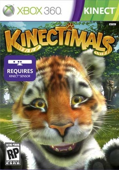 Kinectimals - XBOX 360 - Used