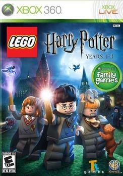 Lego Harry Potter Years 1-4 - XBOX 360 - Used