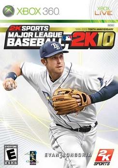 Major League Baseball 2K10 - XBOX 360 - Used