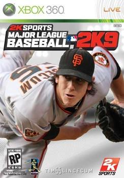 Major League Baseball 2K9 - XBOX 360 - Used