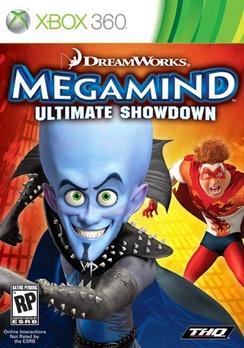 Megamind: Ultimate Showdown - XBOX 360 - Used