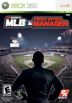 MLB Front Office Manager - XBOX 360 - Used