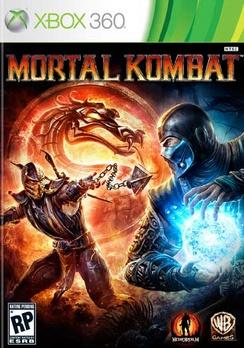 Mortal Kombat - XBOX 360 - Used