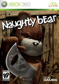 Naughty Bear - XBOX 360 - Used