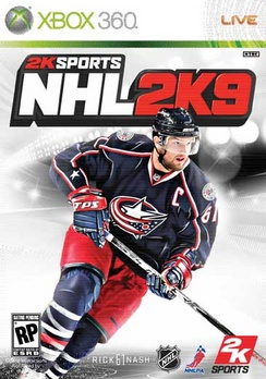 NHL 2K9 - XBOX 360 - Used