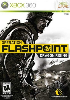 Operation Flashpoint: Dragon Rising - XBOX 360 - Used