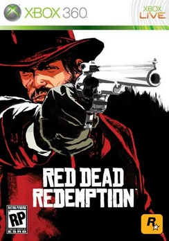 Red Dead Redemption - XBOX 360 - Used