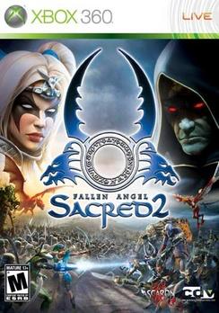 Sacred 2: Fallen Angel - XBOX 360 - Used