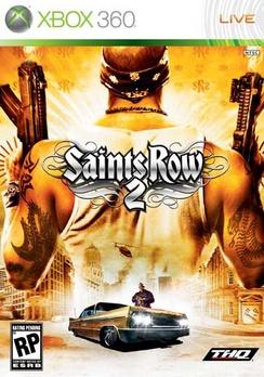 Saints Row 2: Platinum Hits - XBOX 360 - Used