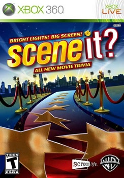 Scene It: Bright Lights Big Screen - XBOX 360 - Used