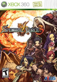 Spectral Force 3 - XBOX 360 - Used