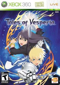 Tales Of Vesperia - XBOX 360 - Used