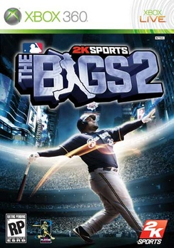 The Bigs 2 - XBOX 360 - Used