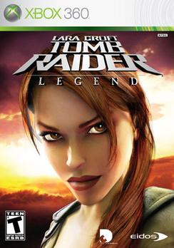 Tomb Raider: Legend - XBOX 360 - Used