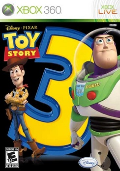 Toy Story 3 - XBOX 360 - Used