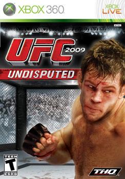 UFC Undisputed - XBOX 360 - Used