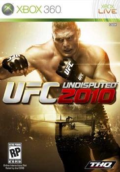 UFC Undisputed 2010 - XBOX 360 - Used