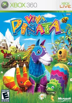 Viva Piñata - XBOX 360 - Used