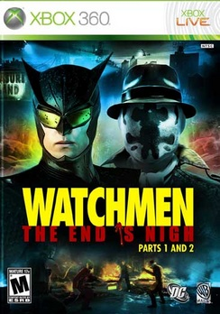 Watchmen: End Is Nigh Part 1 & 2 - XBOX 360 - Used