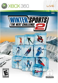 Winter Sports 2 - XBOX 360 - Used