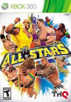 WWE All-Stars - XBOX 360 - Used