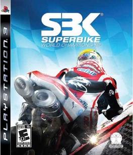 SBK Superbike World Championship - PS3 - New