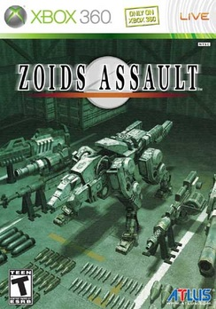Zoids Assault - XBOX 360 - New