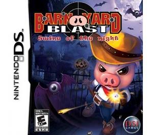 Barnyard Blast - DS - Used