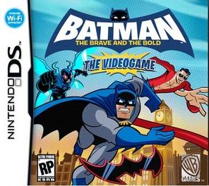 Batman: Brave & Bold - DS - Used