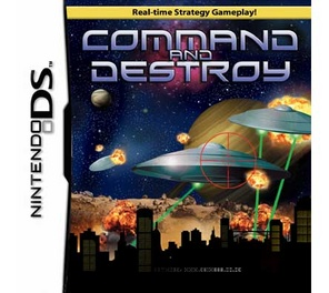 Command And Destroy - DS - Used