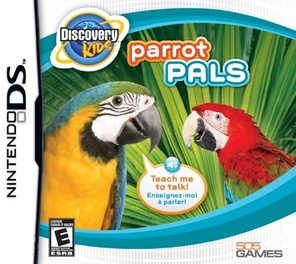 Discovery Kids-Parrot Pals - DS - Used