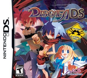 Disgaea - DS - Used
