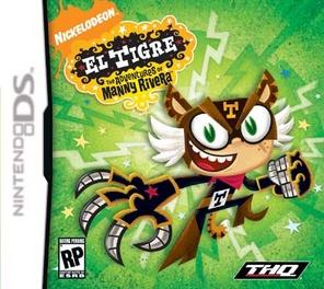 El Tigre - DS - Used